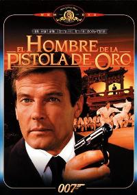 The Man with the Golden Gun - 27 x 40 Movie Poster - Spanish Style B