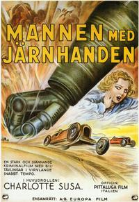 The Man With the Iron Hand - 11 x 17 Poster - Foreign - Style A