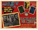 The Manchurian Candidate - 11 x 17 Movie Poster - Spanish Style B