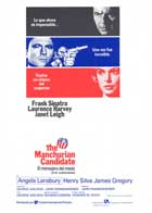 The Manchurian Candidate - 27 x 40 Movie Poster - Style B