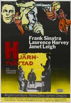 The Manchurian Candidate - 11 x 17 Movie Poster - Danish Style A
