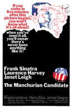 The Manchurian Candidate - 43 x 62 Movie Poster - Bus Shelter Style B