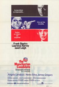The Manchurian Candidate - 11 x 17 Movie Poster - Spanish Style A