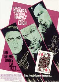 The Manchurian Candidate - 11 x 17 Movie Poster - French Style A