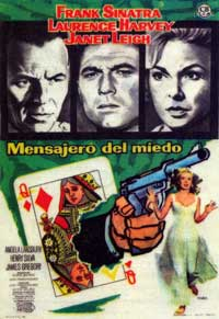 The Manchurian Candidate - 11 x 17 Movie Poster - Spanish Style C