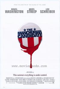 The Manchurian Candidate - 43 x 62 Movie Poster - Bus Shelter Style A
