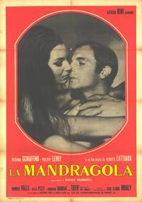 The Mandrake - 11 x 17 Movie Poster - Spanish Style A