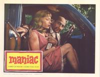 Maniac - 11 x 14 Movie Poster - Style C