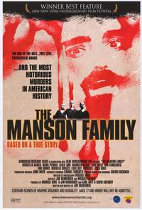 The Manson Family - 11 x 17 Movie Poster - Style A