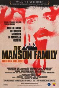 The Manson Family - 27 x 40 Movie Poster - Style A