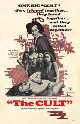 The Manson Massacre - 11 x 17 Movie Poster - Style A