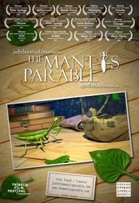The Mantis Parable - 11 x 17 Movie Poster - Style A