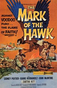 The Mark of the Hawk - 11 x 17 Movie Poster - Style A