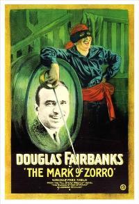 Mark of Zorro - 11 x 17 Movie Poster - Style B