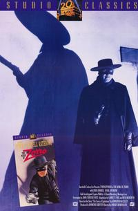The Mark of Zorro - 11 x 17 Movie Poster - Style C