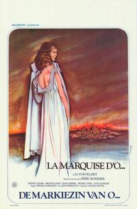 The Marquise of O - 27 x 40 Movie Poster - Belgian Style A