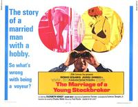 The Marriage of a Young Stockbroker - 11 x 14 Movie Poster - Style A