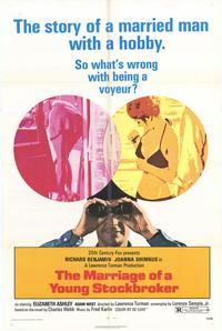 The Marriage of a Young Stockbroker - 27 x 40 Movie Poster - Style A