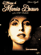 The Marriage of Maria Braun - 11 x 17 Movie Poster - French Style A