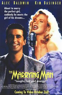 The Marrying Man - 11 x 17 Movie Poster - Style A