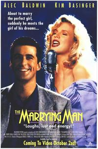 The Marrying Man - 43 x 62 Movie Poster - Bus Shelter Style A