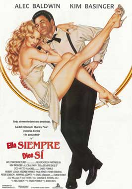 The Marrying Man - 43 x 62 Movie Poster - Spanish Style A