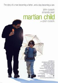 The Martian Child - 43 x 62 Movie Poster - Bus Shelter Style A