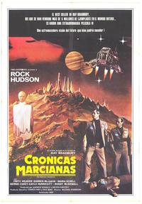 The Martian Chronicles - 27 x 40 Movie Poster - Spanish Style A