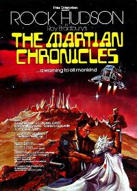 The Martian Chronicles - 27 x 40 Movie Poster - Style A