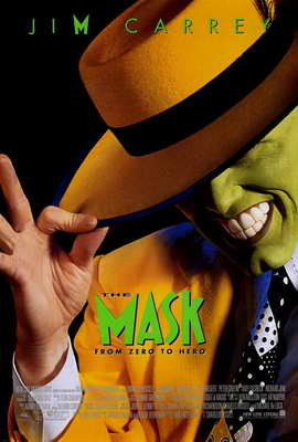 The Mask - 27 x 40 Movie Poster - Style A