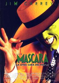 The Mask - 11 x 17 Movie Poster - Spanish Style A