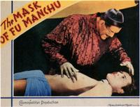The Mask of Fu Manchu - 11 x 14 Movie Poster - Style C