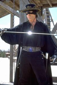 The Mask of Zorro - 8 x 10 Color Photo #2