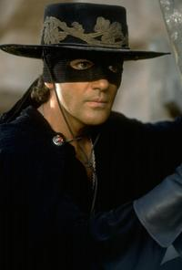 The Mask of Zorro - 8 x 10 Color Photo #3