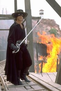 The Mask of Zorro - 8 x 10 Color Photo #4