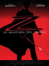 The Mask of Zorro - 11 x 17 Movie Poster - Spanish Style A