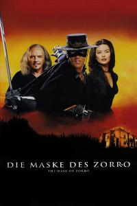 The Mask of Zorro - 11 x 17 Movie Poster - German Style A