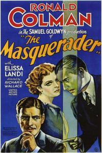 The Masquerader - 11 x 17 Movie Poster - Style A