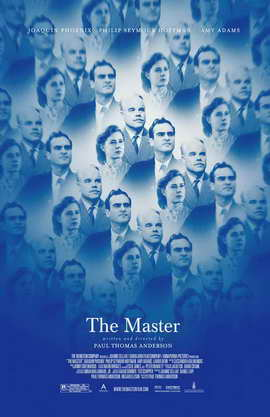 The Master - 11 x 17 Movie Poster - Style A