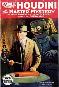 The Master Mystery - 11 x 17 Movie Poster - Style B