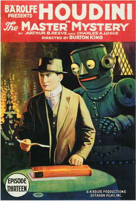 The Master Mystery - 11 x 17 Movie Poster - Style A