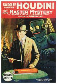 The Master Mystery - 27 x 40 Movie Poster - Style B