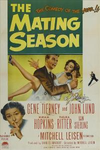 The Mating Season - 11 x 17 Movie Poster - Style A