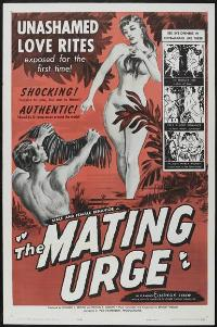 The Mating Urge - 11 x 17 Movie Poster - Style B