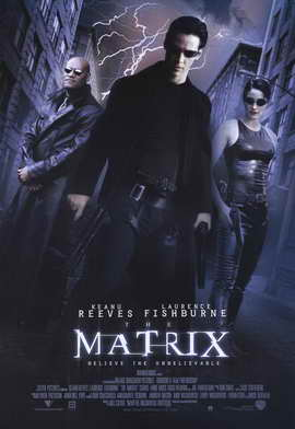 The Matrix - 11 x 17 Movie Poster - Style B