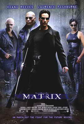 The Matrix - 27 x 40 Movie Poster - Style A