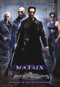The Matrix - 43 x 62 Movie Poster - Bus Shelter Style A