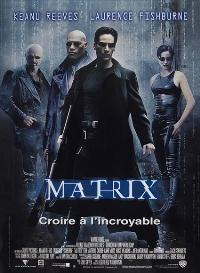 The Matrix - 27 x 40 Movie Poster - French Style A