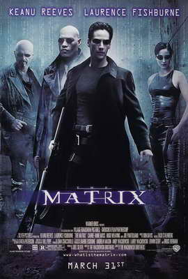 The Matrix - 27 x 40 Movie Poster - Style C