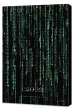 The Matrix Reloaded - 11 x 17 Movie Poster - Style N - Museum Wrapped Canvas